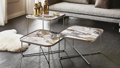 Кофейный стол Benny Keramik