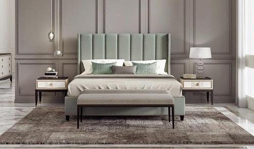 Кровать Bianco Caldo PR.28.2