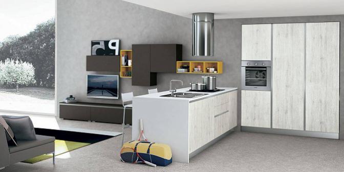 Кухня Ank