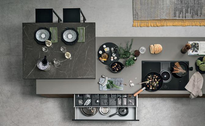Кухня Stosa Metropolis