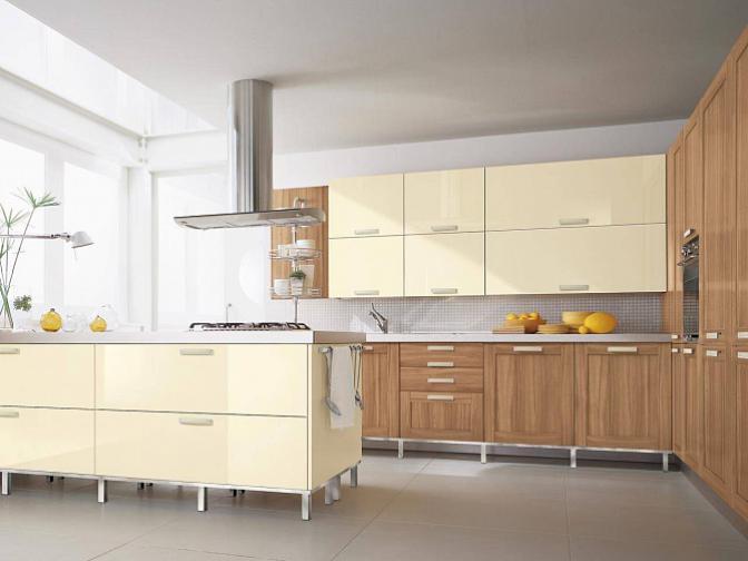 Кухня Gaia
