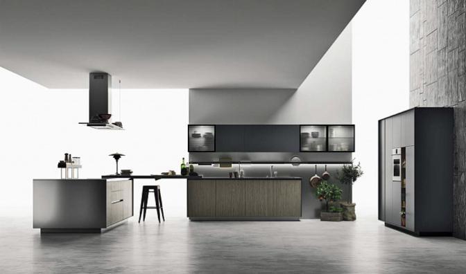 Кухня Soho