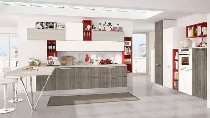 Кухня Noemi