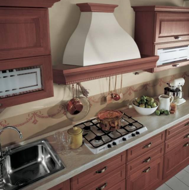 Кухня Silvia