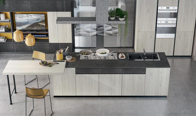 Кухня Immagina Plus