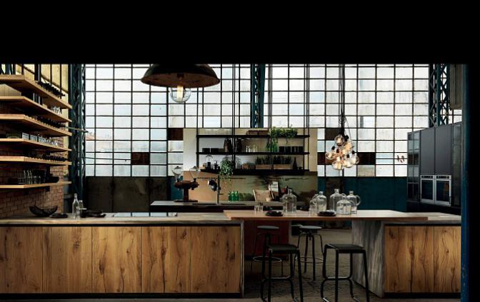 Кухня Factory