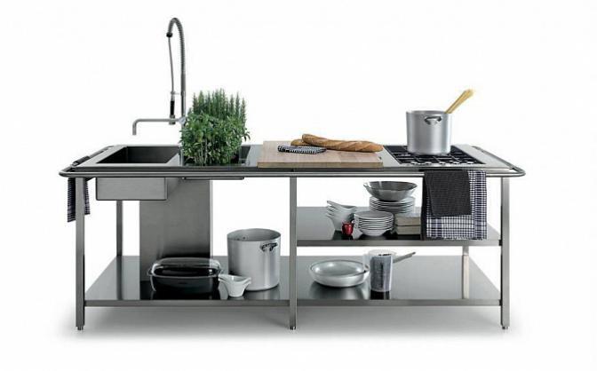 Кухня Workstation