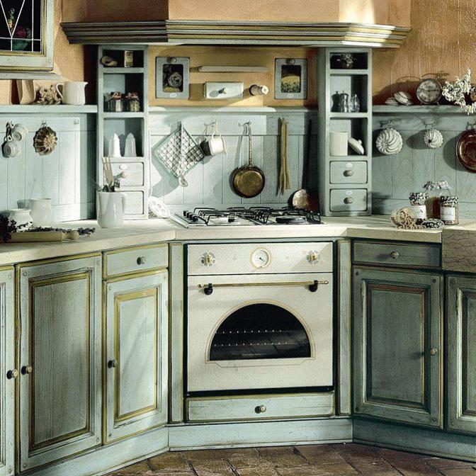 Кухня Granduca