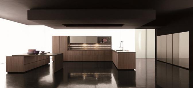 Кухня Glass