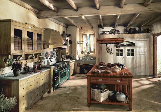 Кухня Incontrada