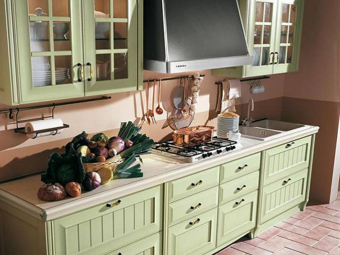Кухня Velia Laccata