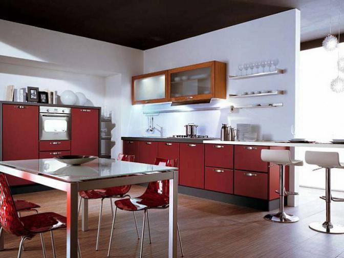 Кухня Sabina