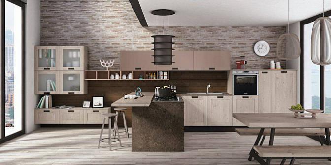 Кухня Kyra Telaio