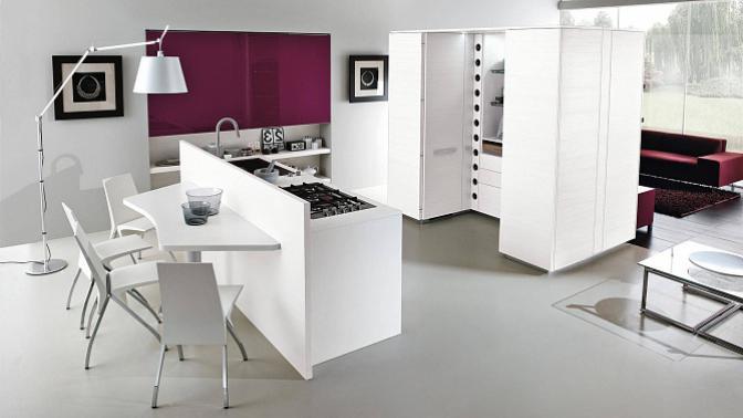 Кухня Nilde