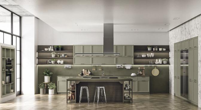 Кухня Vogue